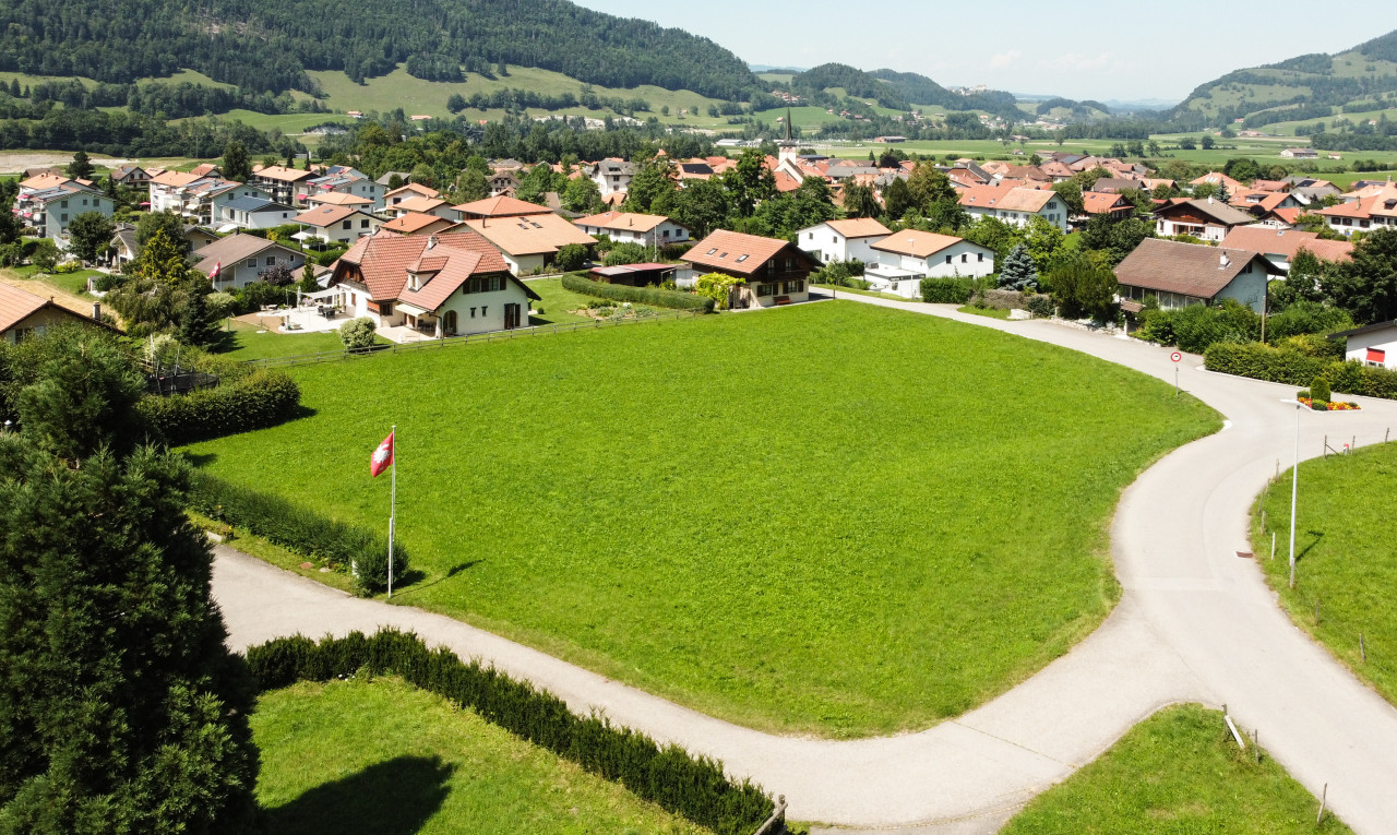 Achetez-le Terrain dans Fribourg Grandvillard