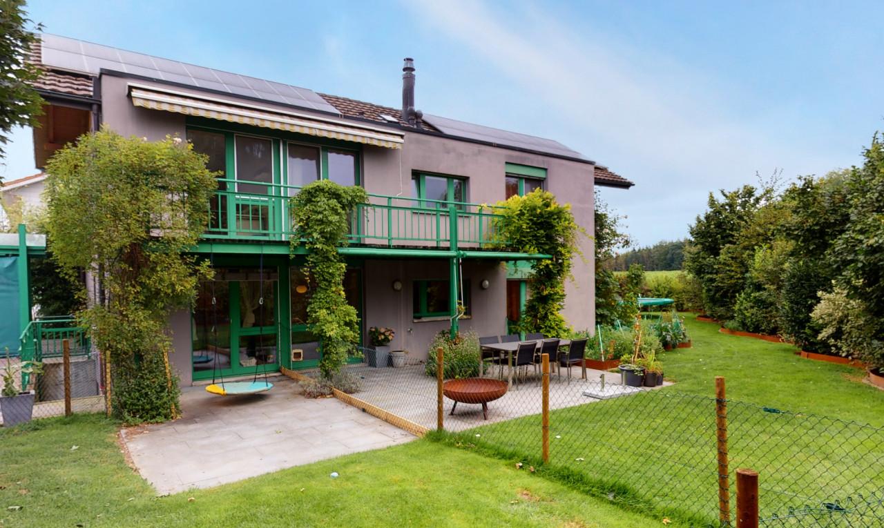 Maison à vendre à Fribourg Posieux
