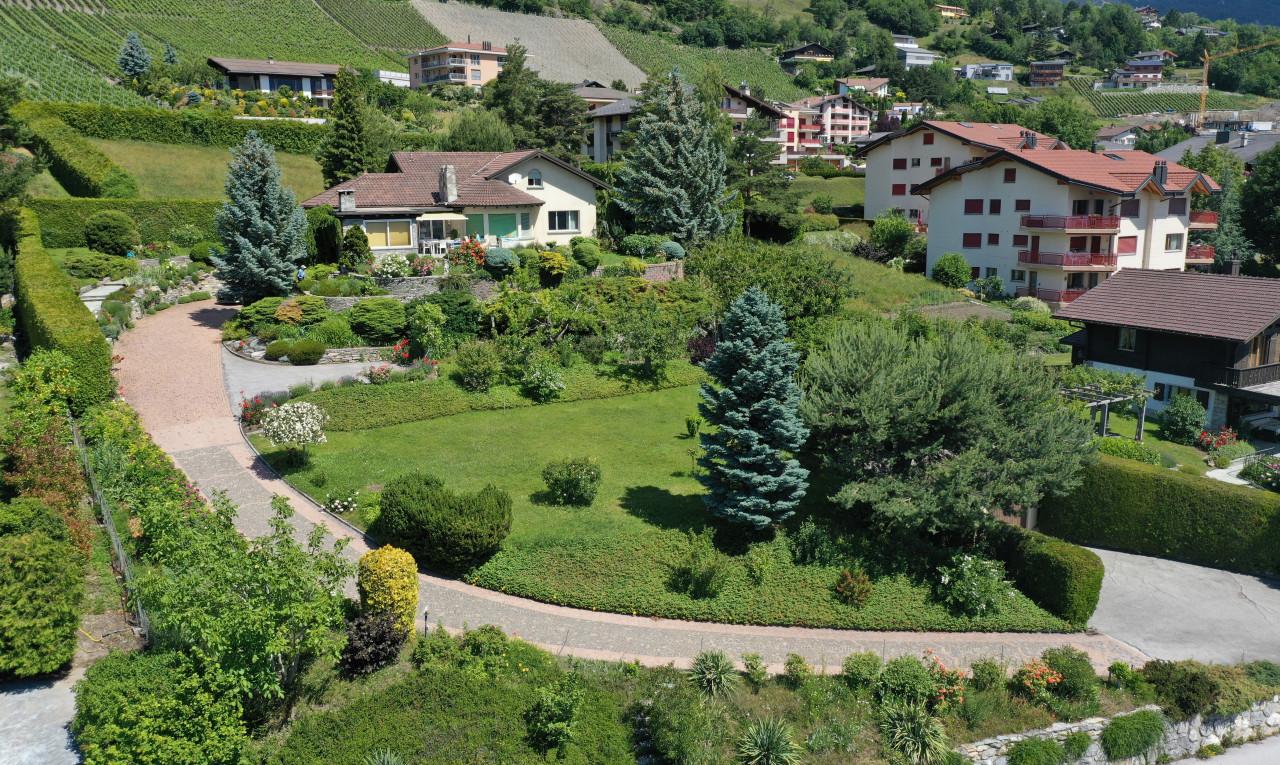 Achetez-le Maison dans Valais Venthône