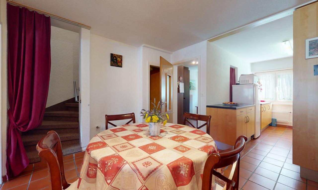 Achetez-le Maison dans Valais Agarn