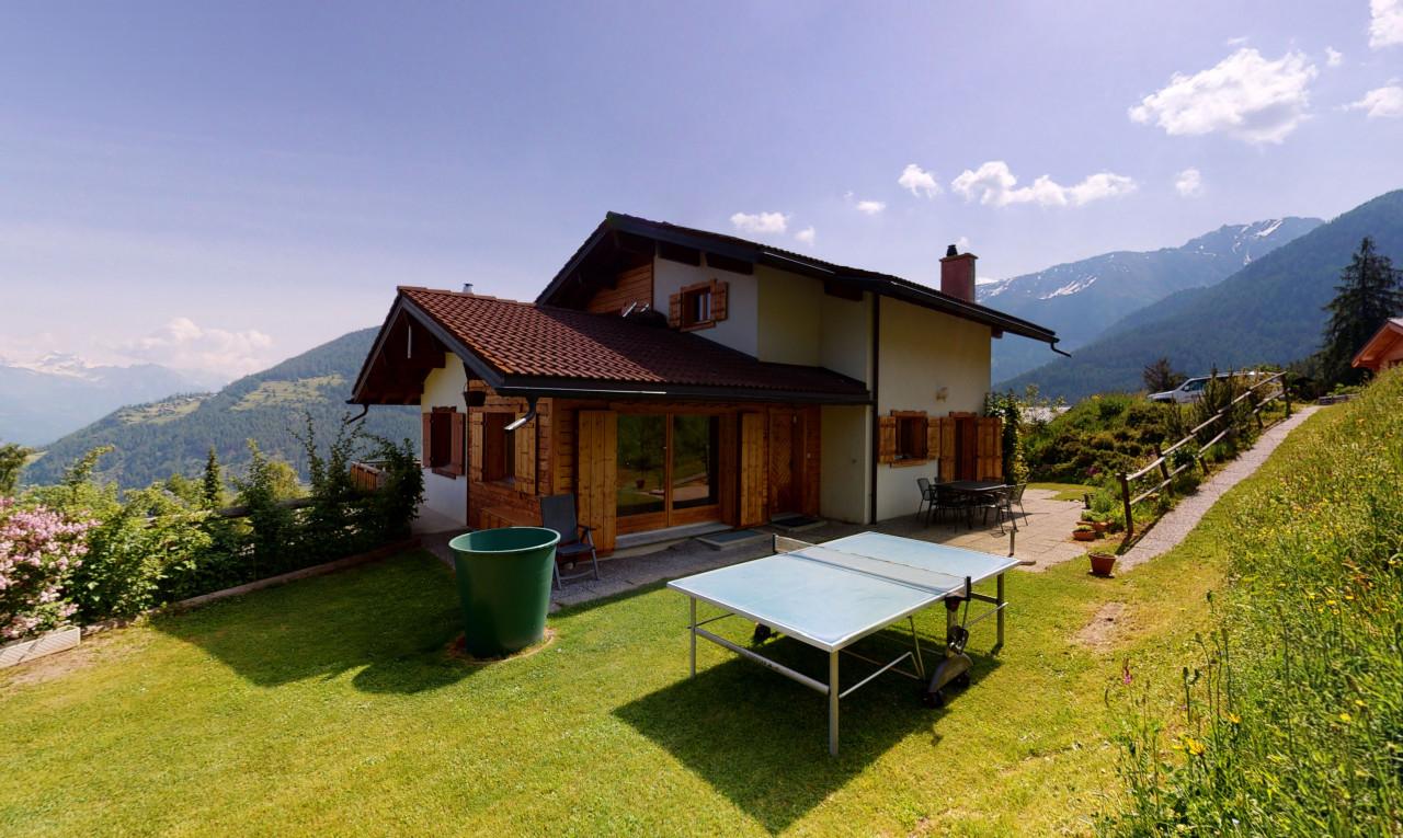 Maison à vendre à Valais La Tzoumaz