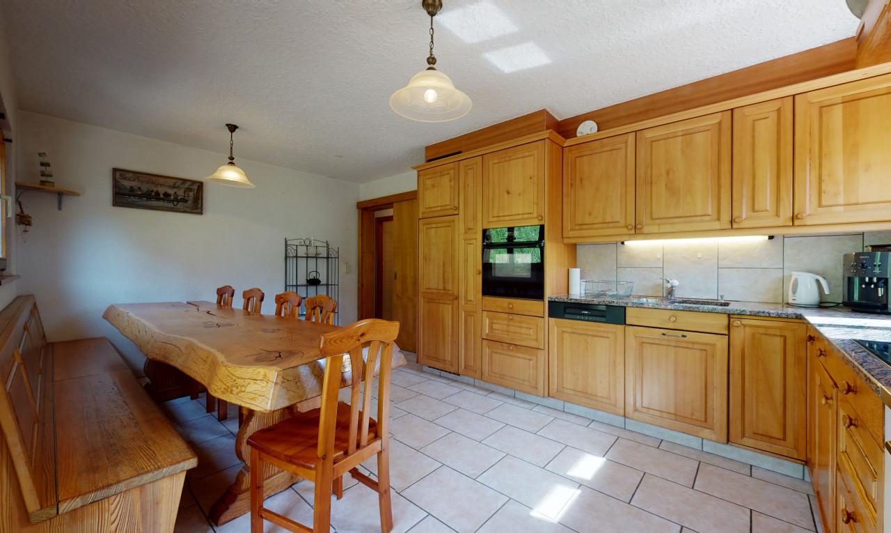 Achetez-le Maison dans Valais La Tzoumaz
