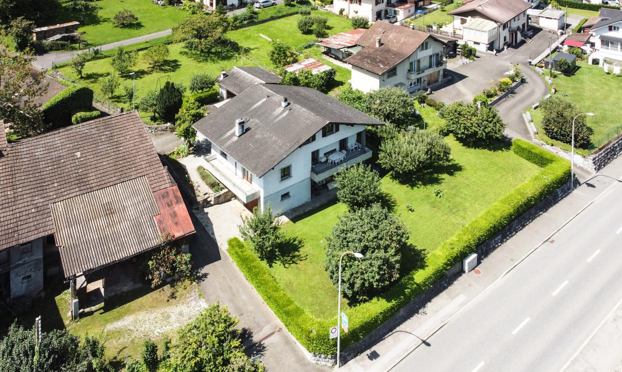 Maison à vendre à Valais Muraz (Collombey)