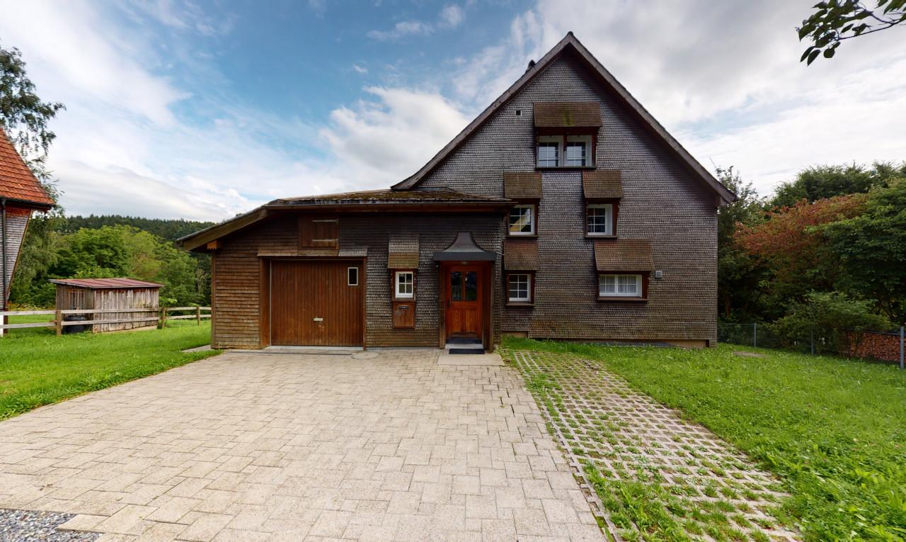 Haus zu verkaufen in Appenzell Ausserrhoden Herisau