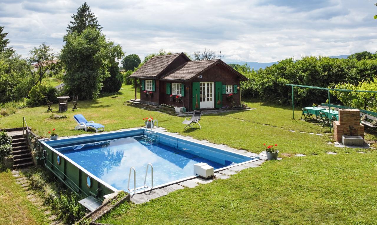 Maison  à vendre à Genève Hermance