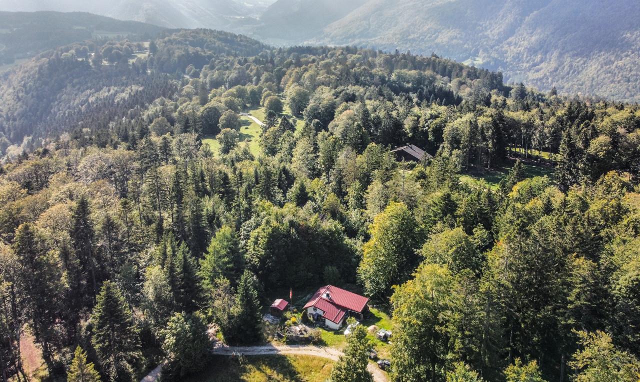 Buy it House in Bern Plagne