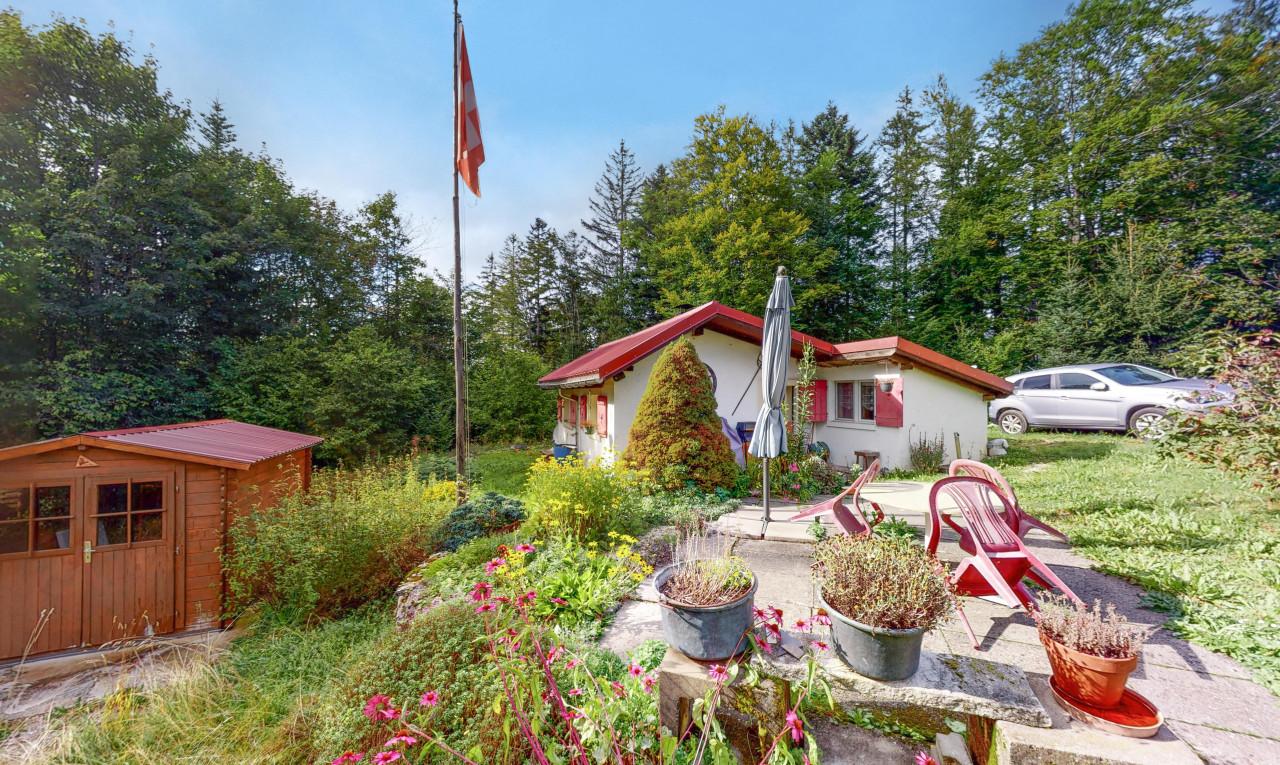 House  for sale in Bern Plagne