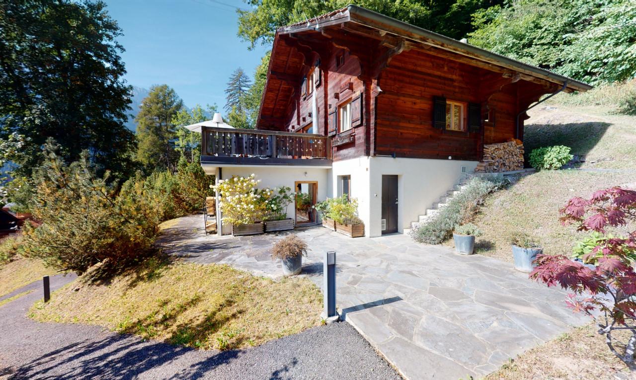 Maison à vendre à Valais Champéry