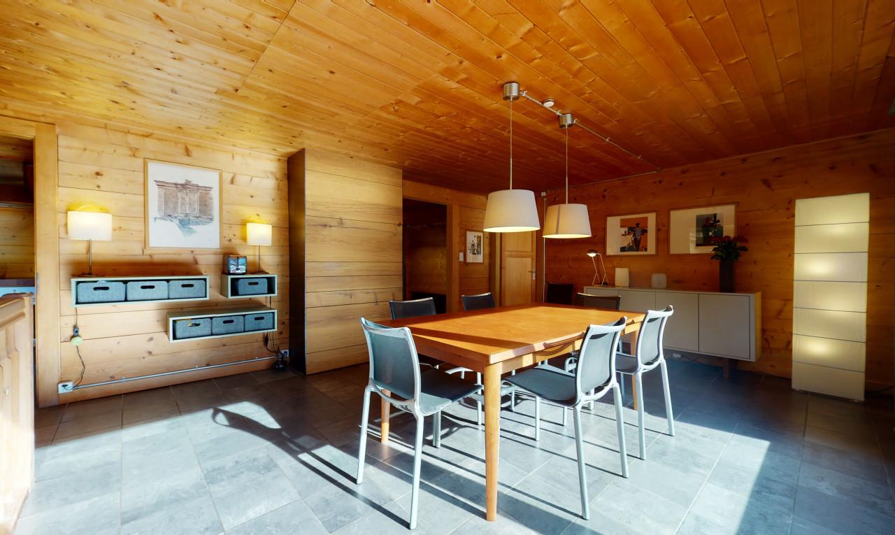 Achetez-le Maison dans Valais Champéry