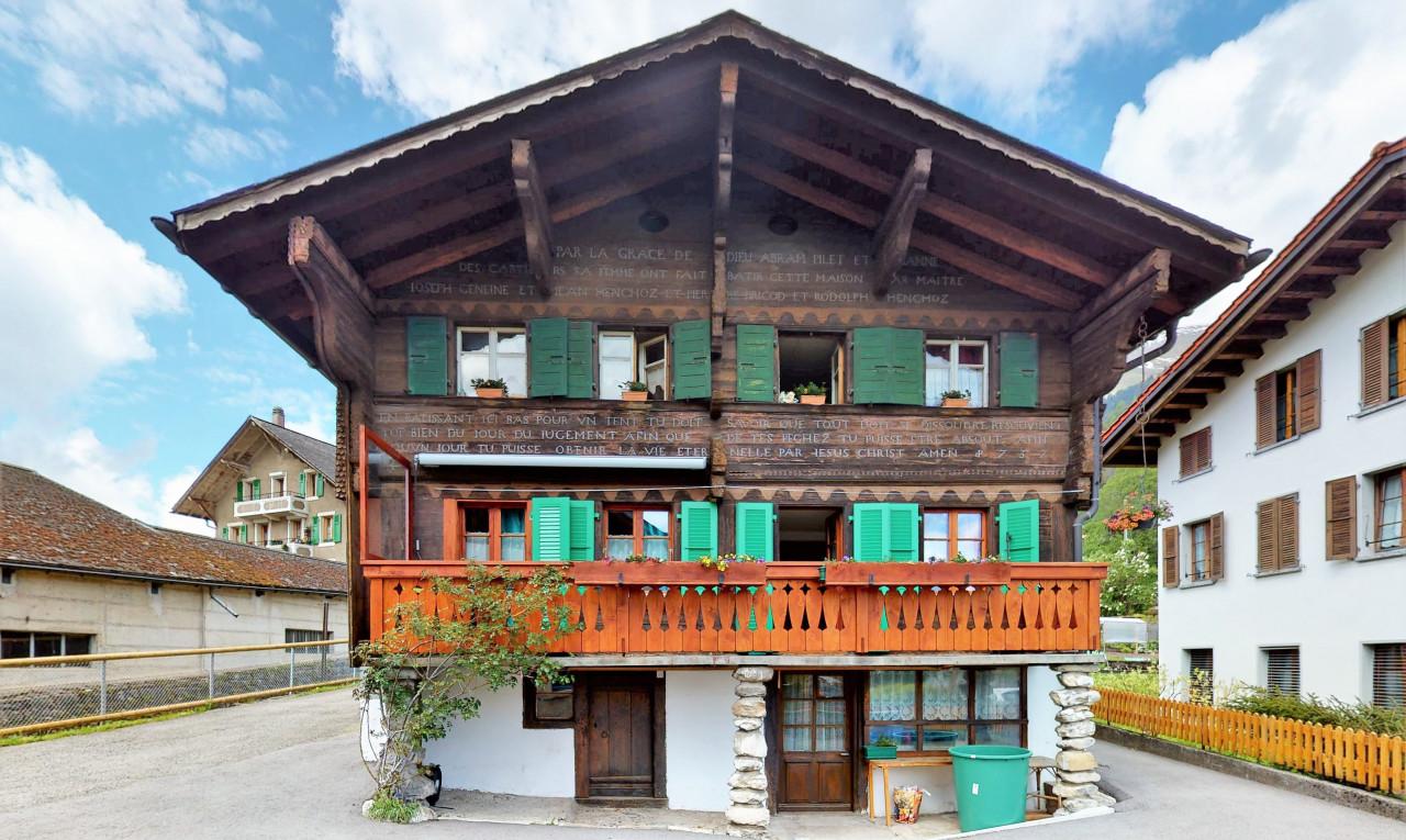 Maison à vendre à Vaud Château-d'Oex