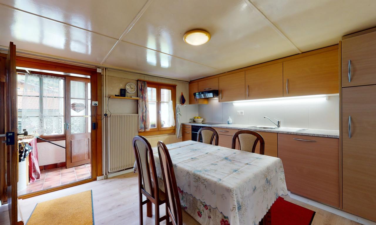 Achetez-le Maison dans Vaud Château-d'Oex
