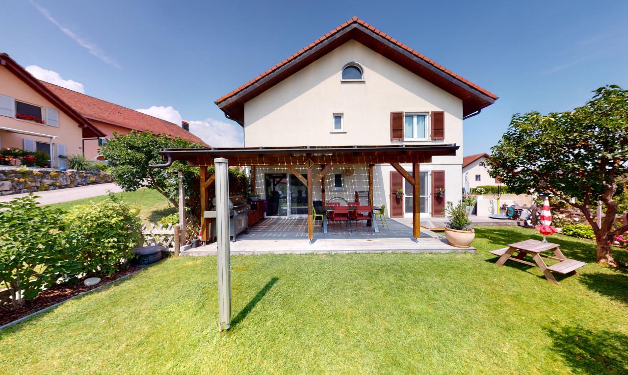 Maison  à vendre à Vaud Essertines-sur-Rolle