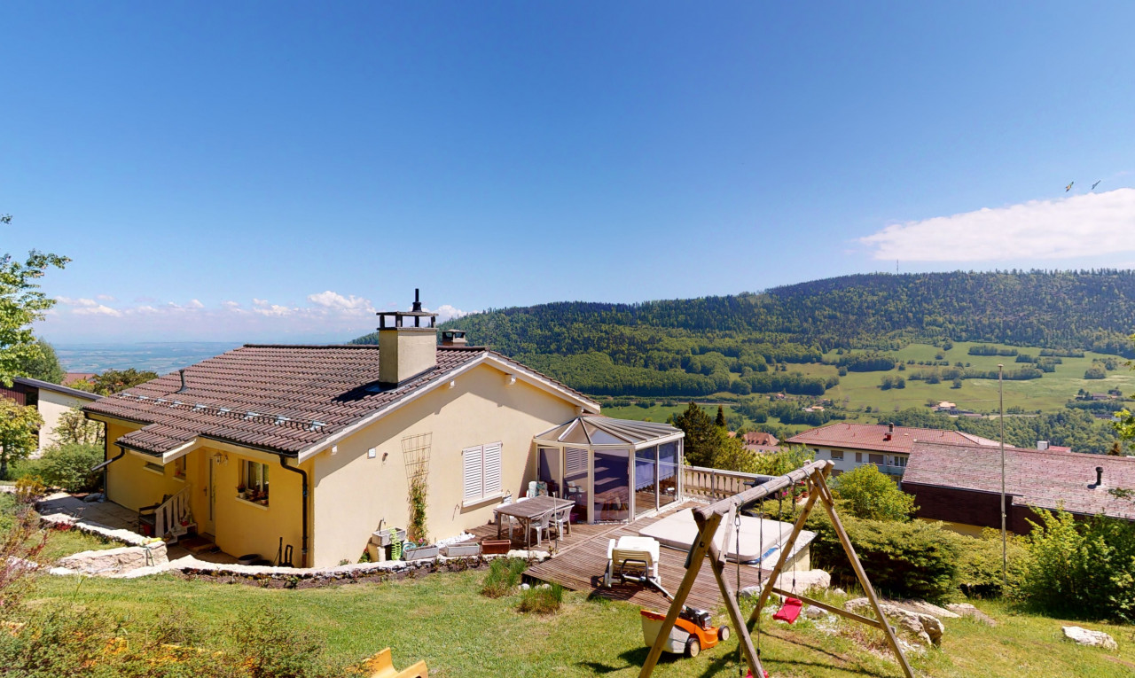 Maison à vendre à Vaud Ballaigues