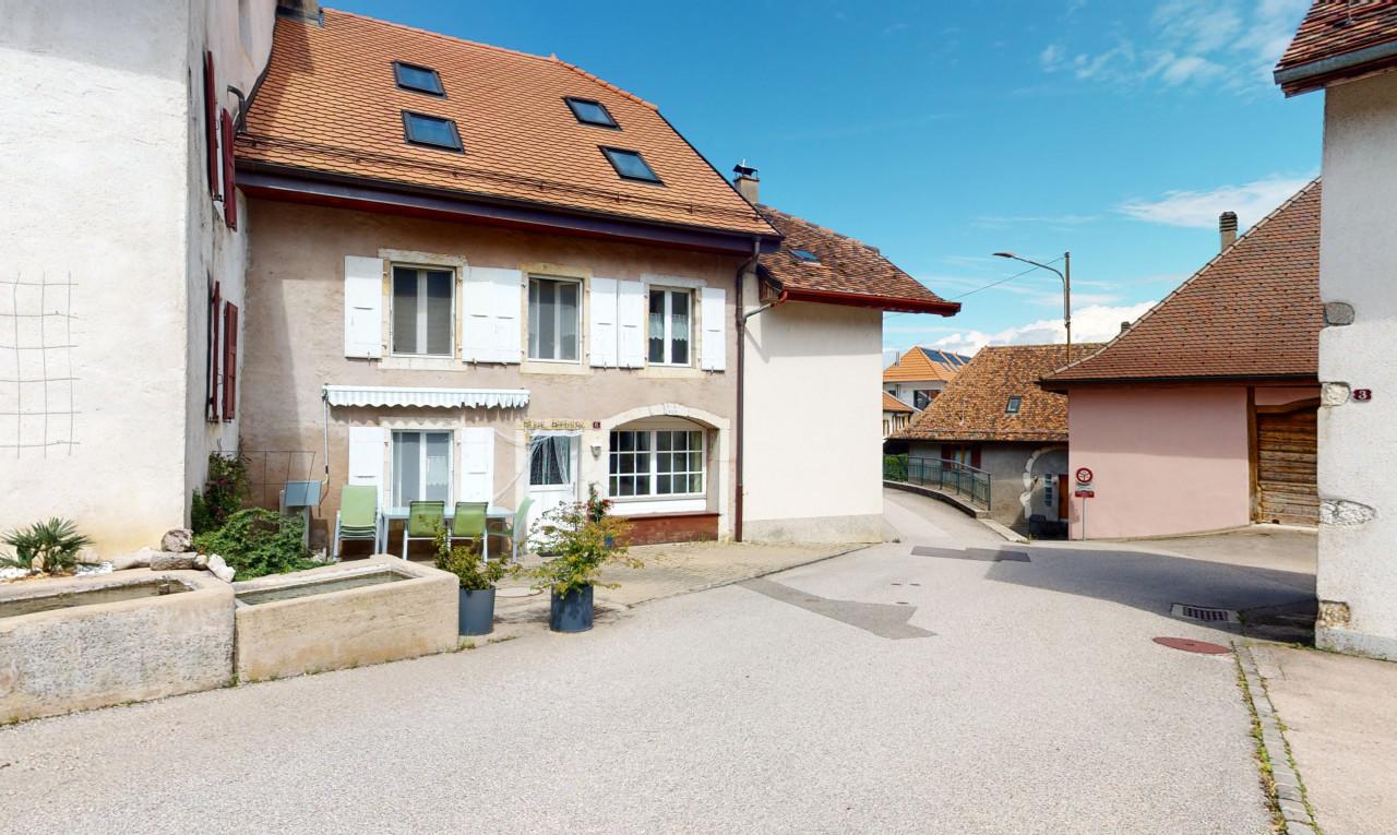 Maison à vendre à Vaud Rances