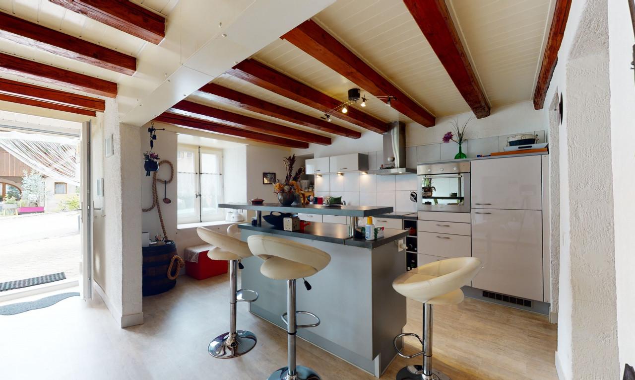Achetez-le Maison dans Vaud Rances