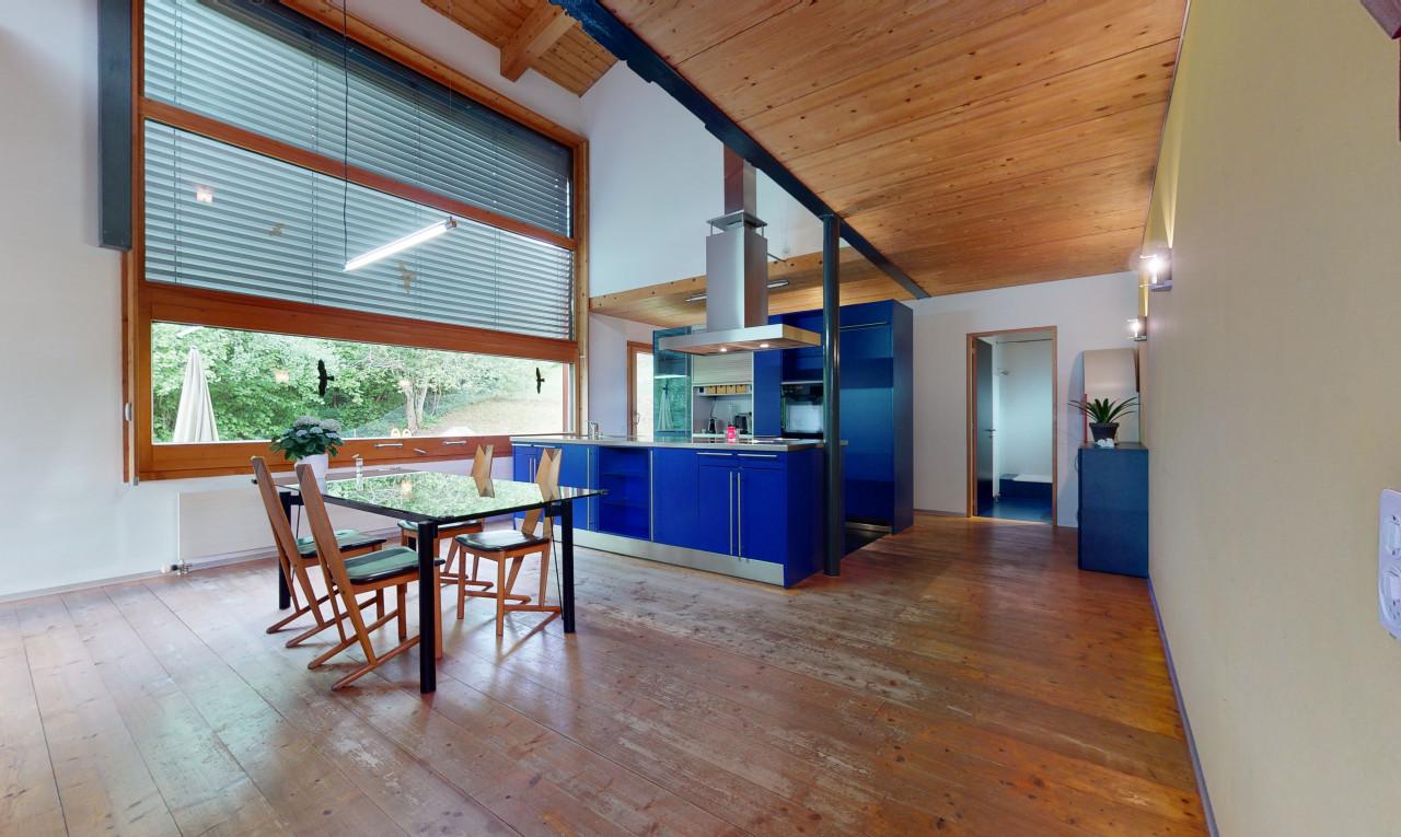 Achetez-le Maison dans Valais Blignou (Ayent)