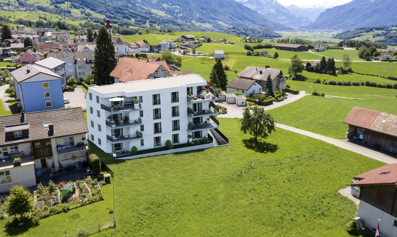 Wohnung zu verkaufen in St. Gallen Gommiswald