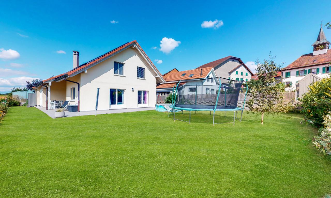 Maison  à vendre à Vaud Eclagnens