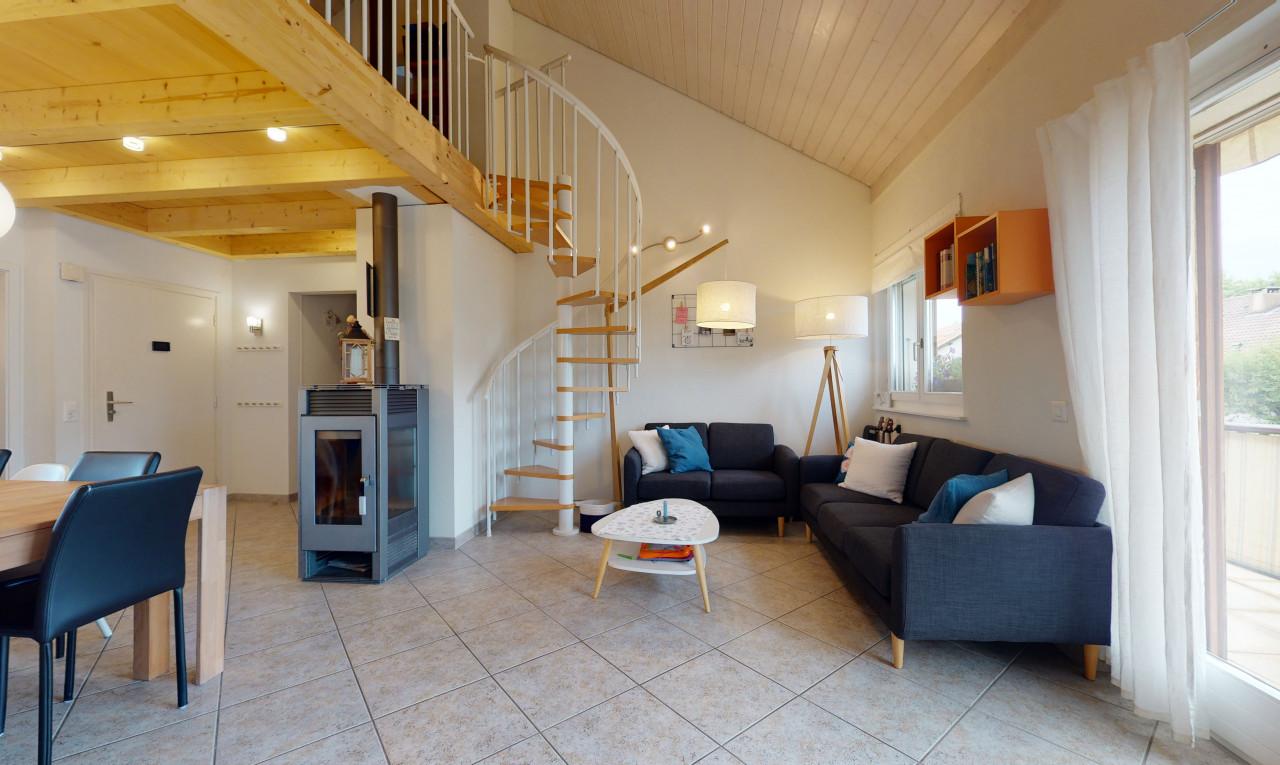 Buy it Apartment in Geneva Laconnex