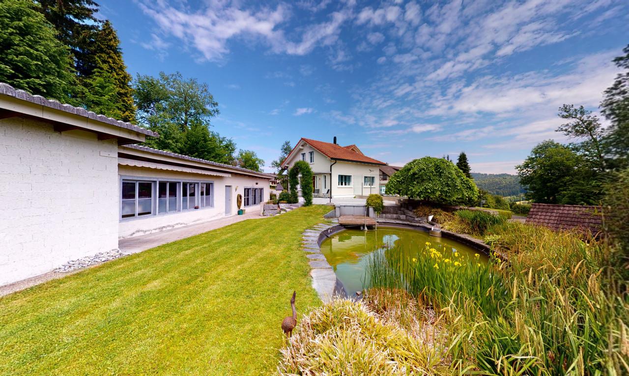 Haus zu verkaufen in St. Gallen Engelburg
