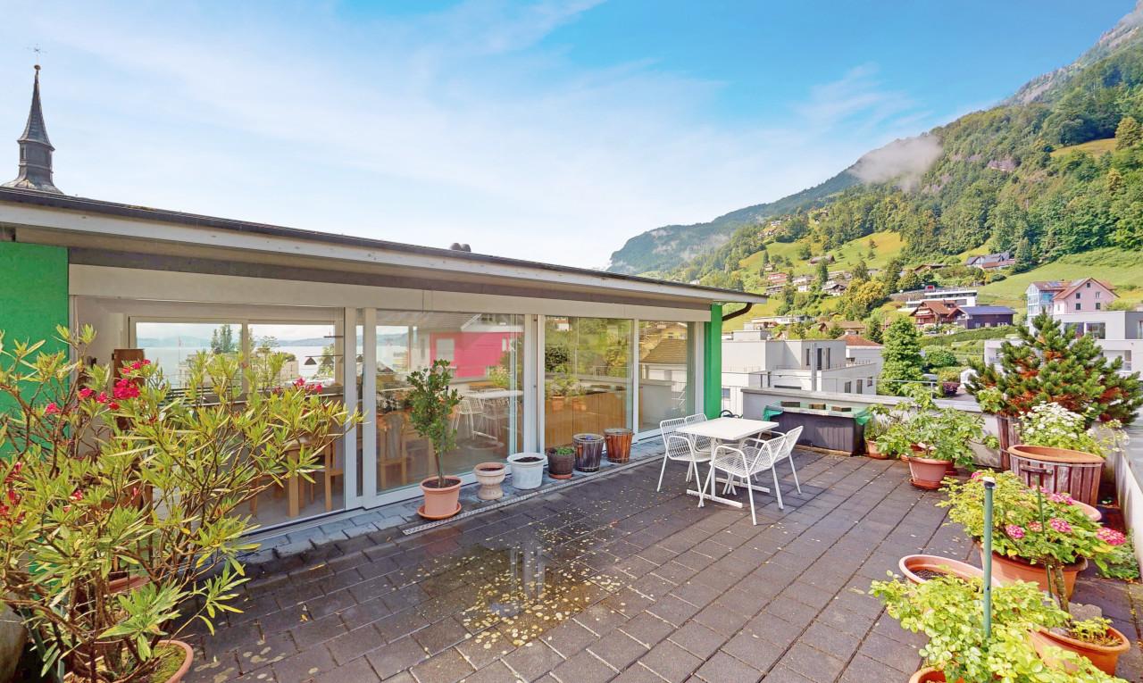 Kaufen Sie Wohnung in Luzern Vitznau
