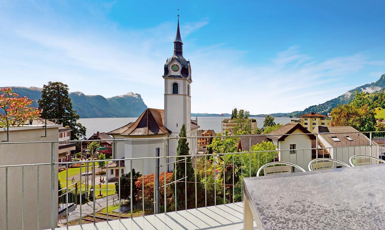 Wohnung zu verkaufen in Luzern Vitznau