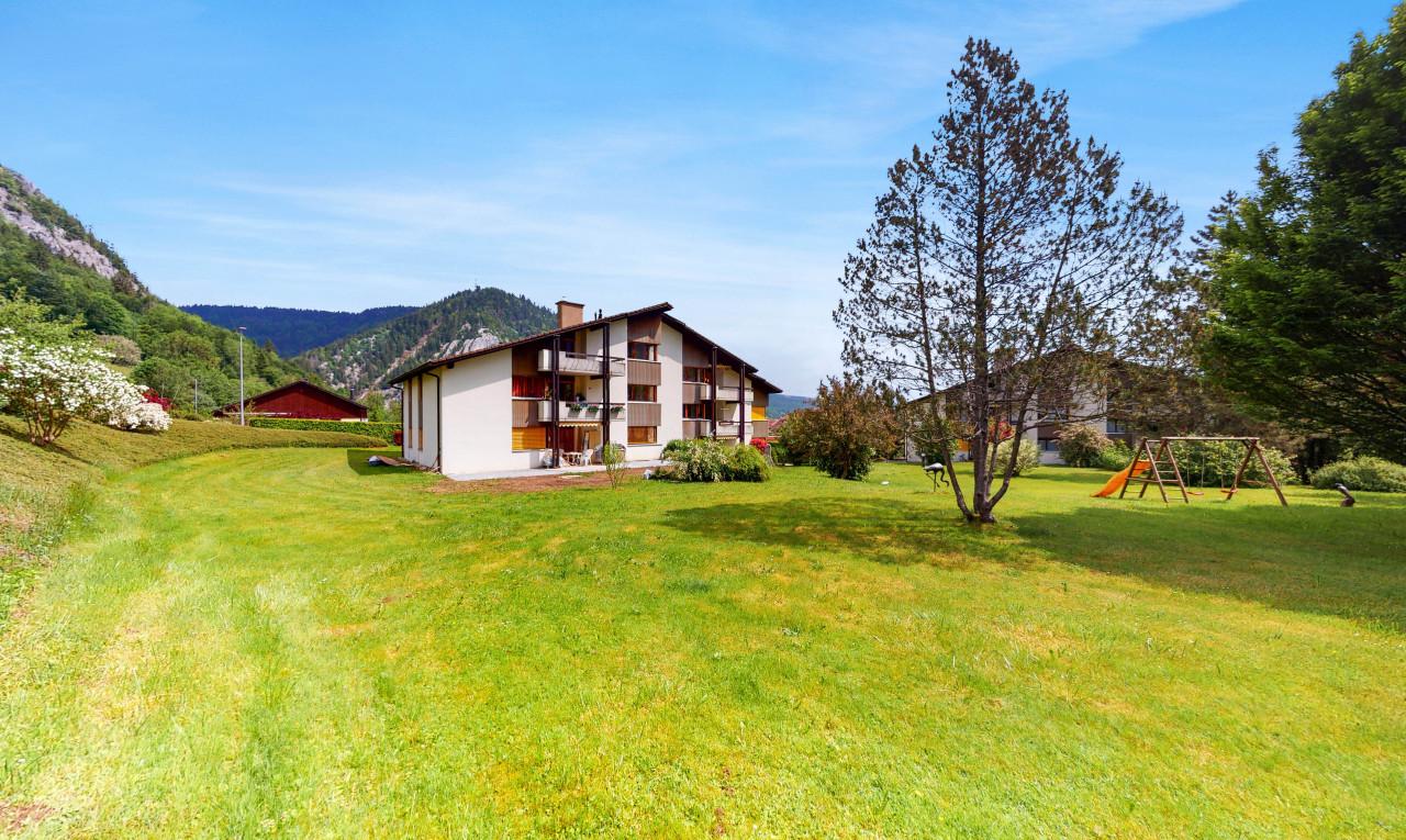 Appartement à vendre à Neuchâtel Fleurier