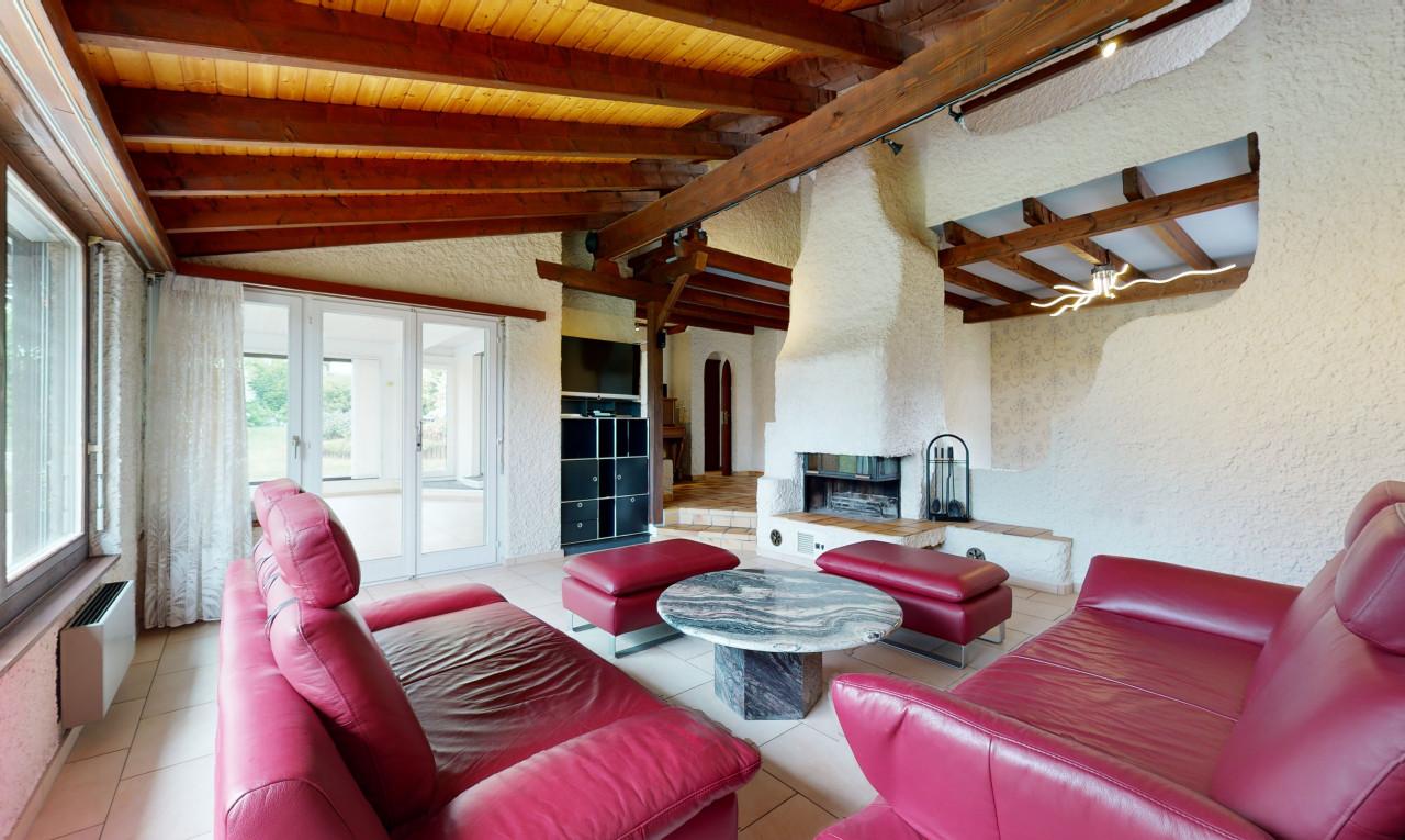 Achetez-le Maison dans Fribourg Matran