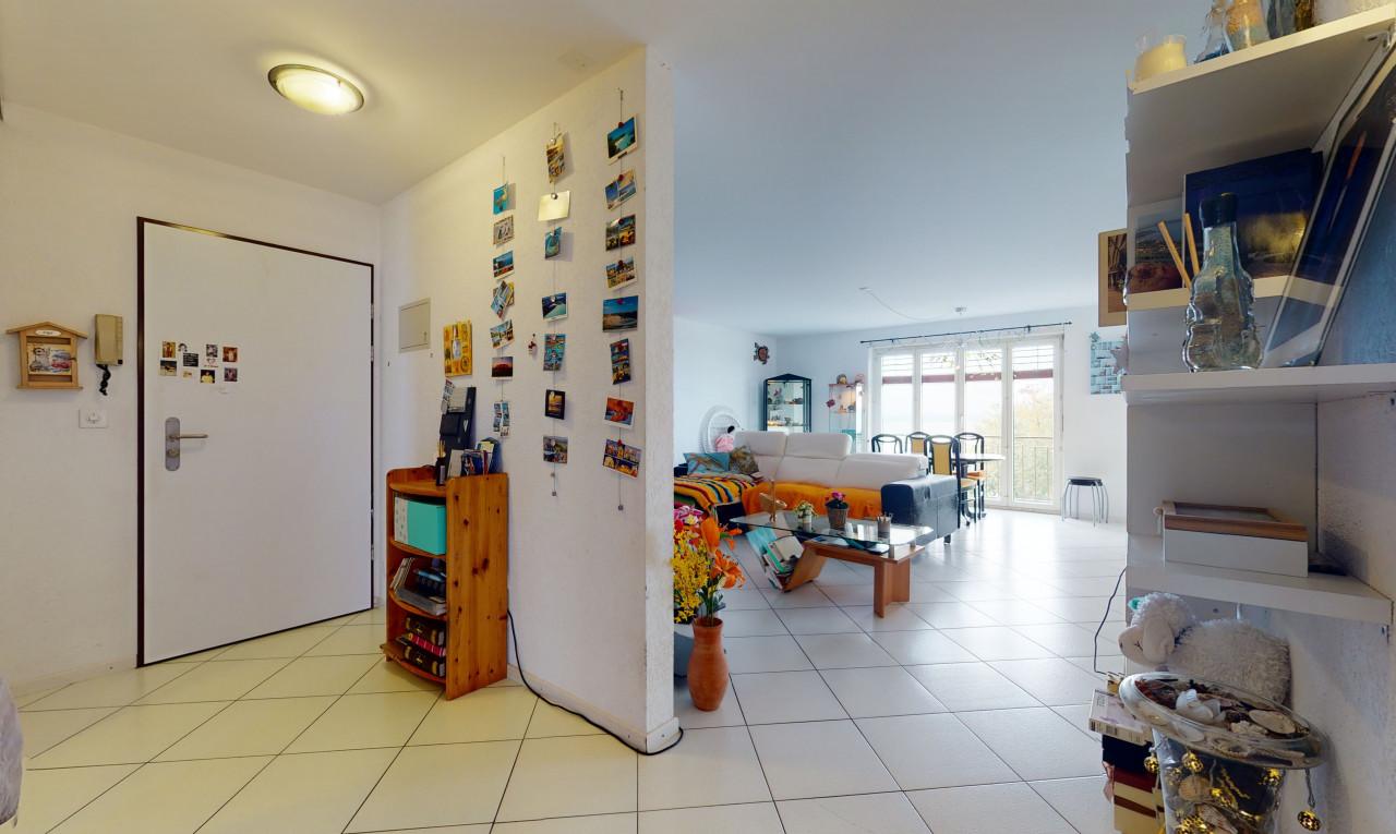 Achetez-le Appartement dans Neuchâtel Chez-le-Bart