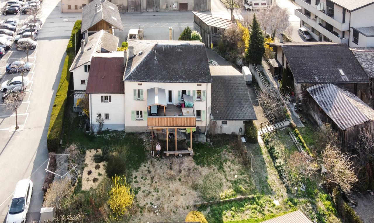 Maison à vendre à Valais Charrat