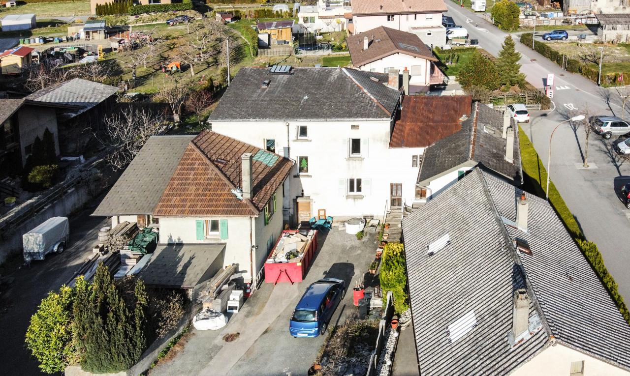 Achetez-le Maison dans Valais Charrat