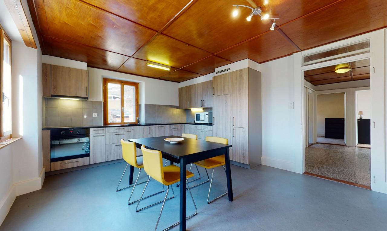 Achetez-le Appartement dans Valais Brignon (Nendaz)