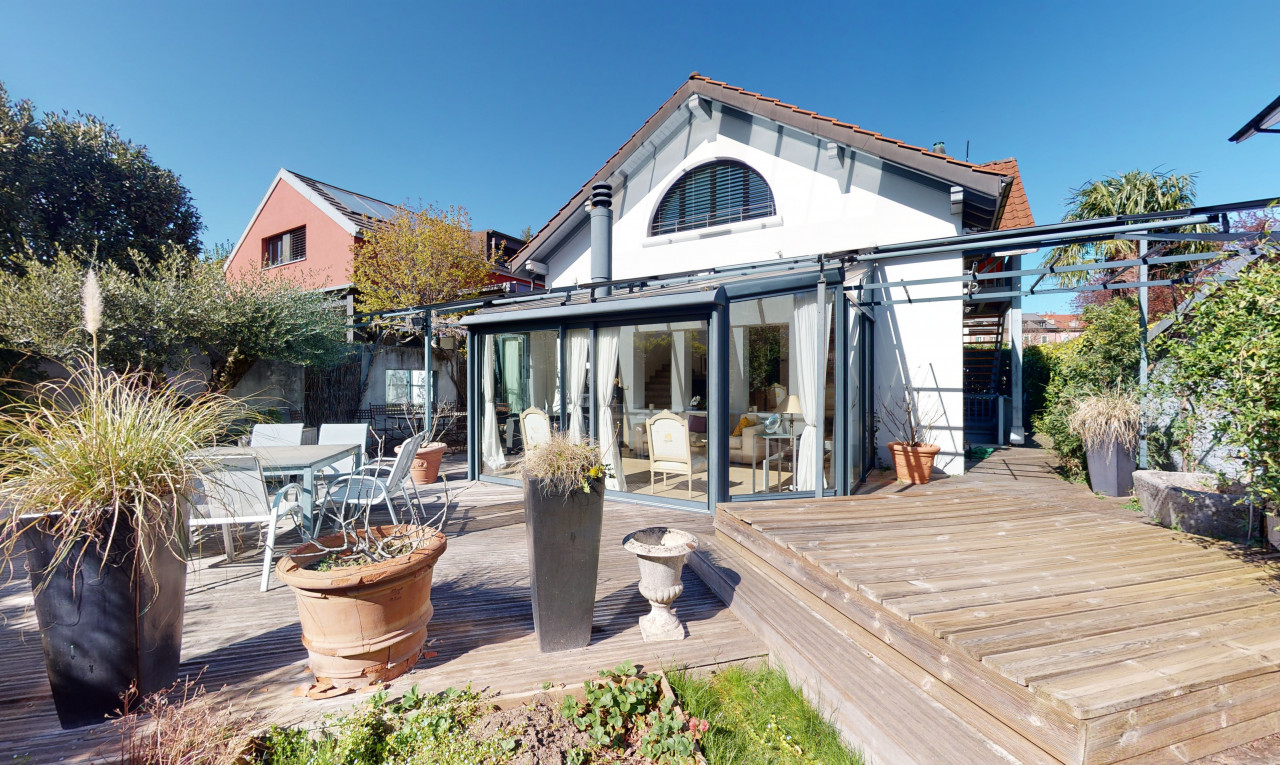 House  for sale in Geneva Carouge GE