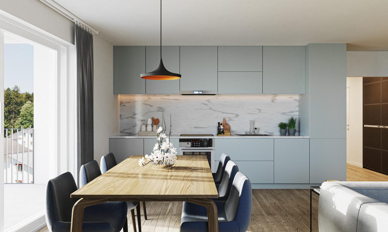 Achetez-le Appartement dans Saint-Gall Gommiswald
