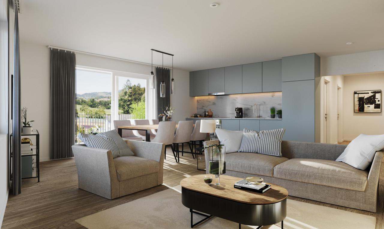Appartement  à vendre à Saint-Gall Gommiswald