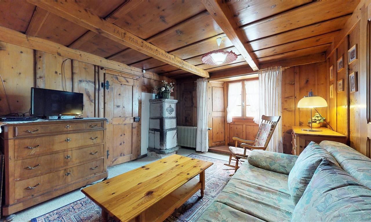 Achetez-le Maison dans Valais Orsières