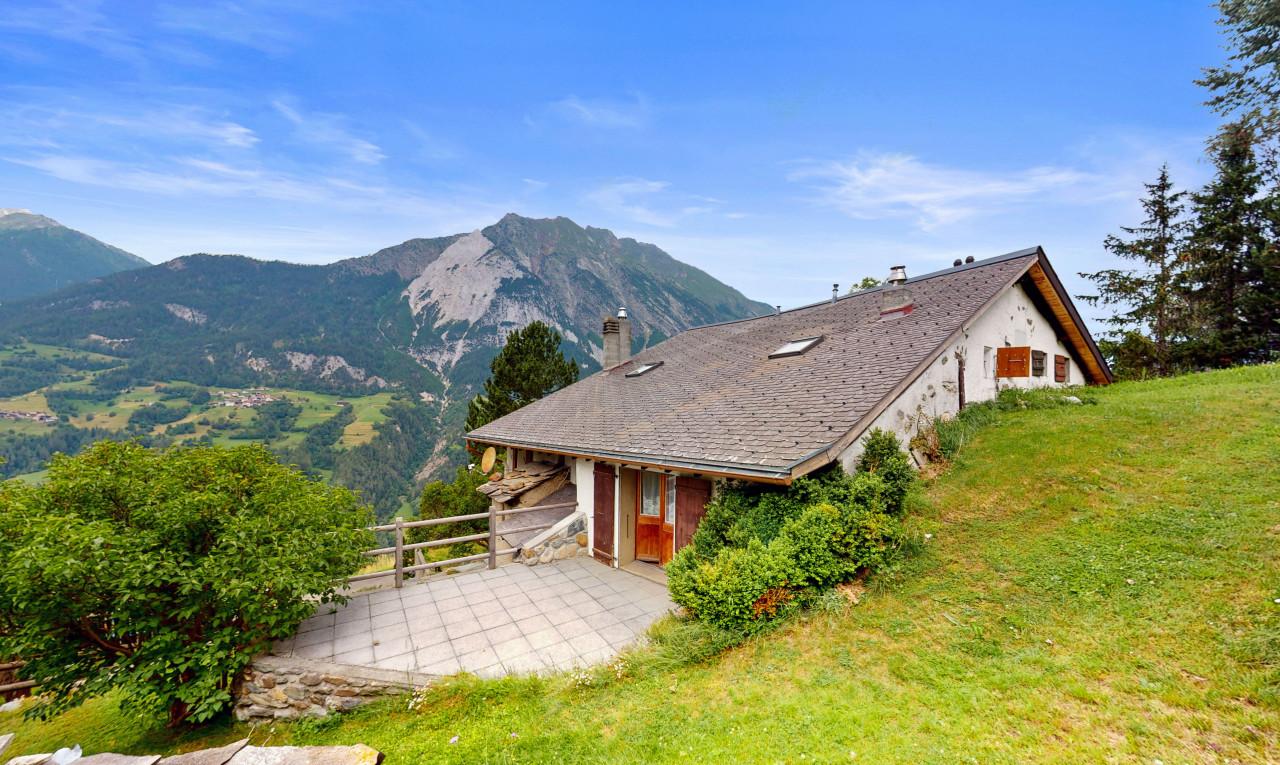 Maison  à vendre à Valais Orsières