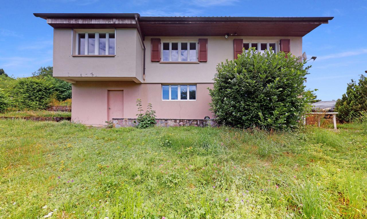Haus zu verkaufen in Solothurn Hägendorf