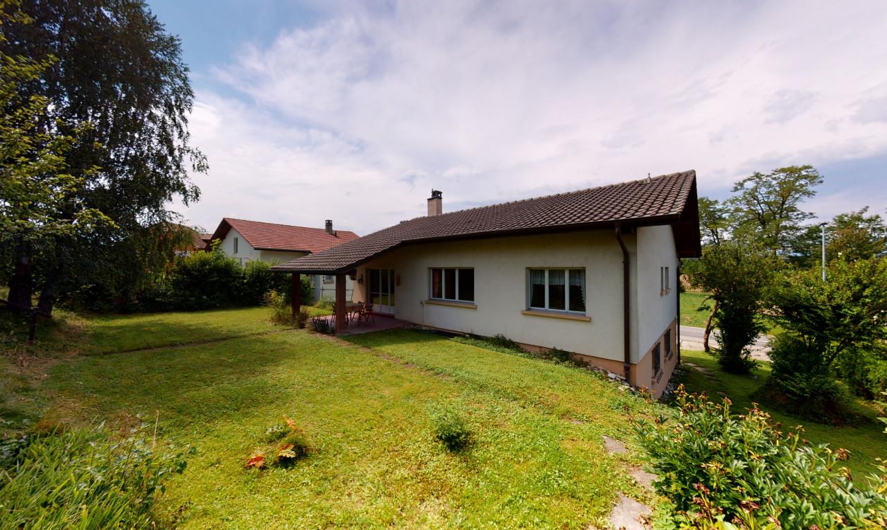 Achetez-le Maison dans Fribourg Fétigny
