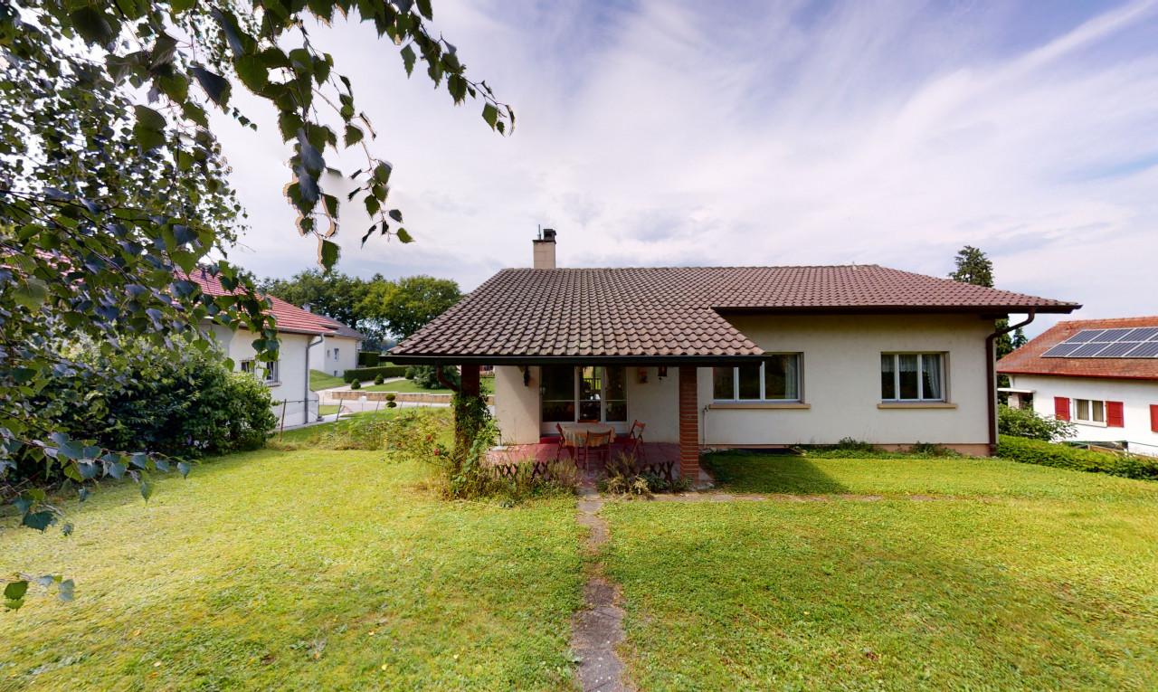 Maison  à vendre à Fribourg Fétigny