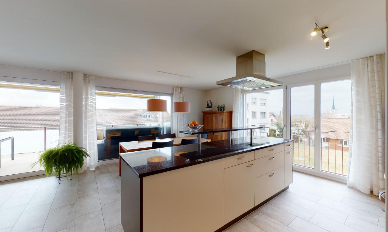 Wohnung zu verkaufen in Aargau Berikon