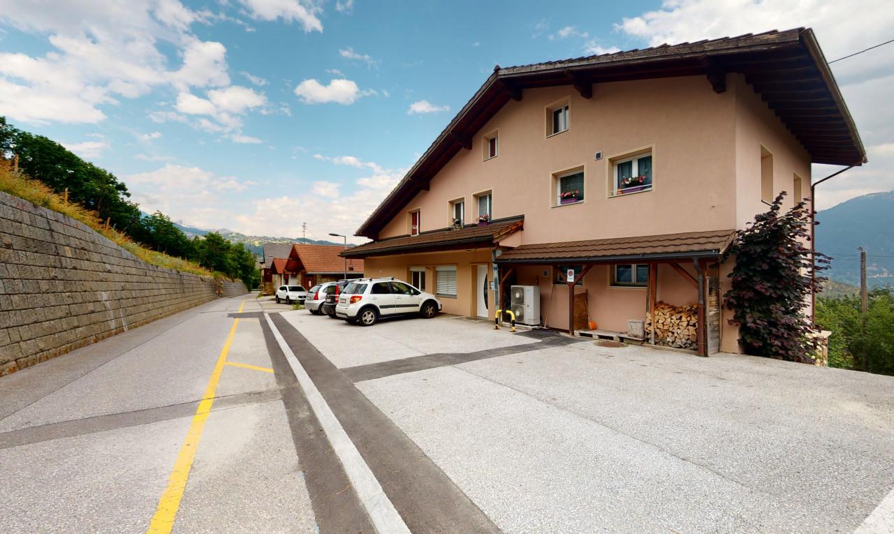 Immeuble à vendre à Valais Saxonne (Ayent)