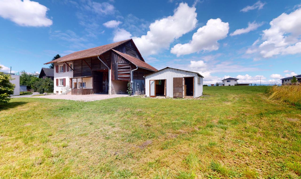 Maison à vendre à Fribourg Cressier FR