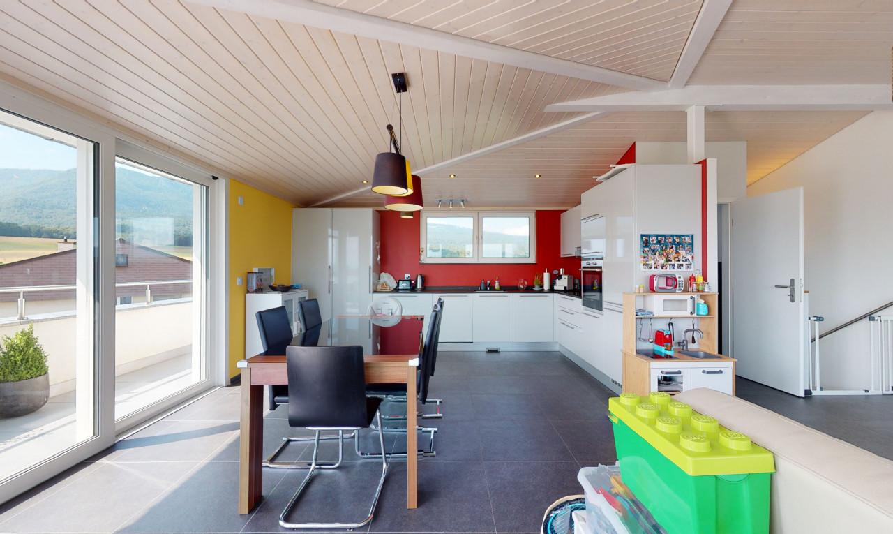Achetez-le Appartement dans Neuchâtel Boudry