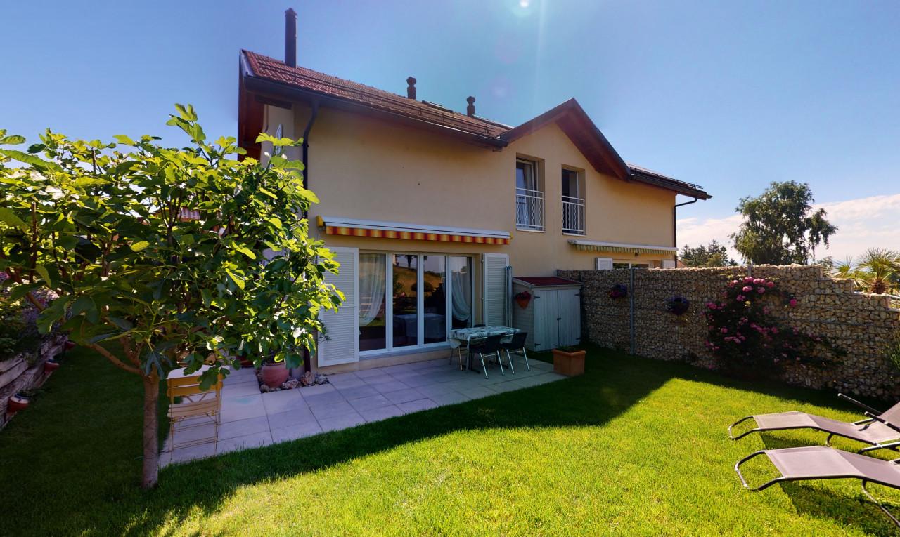 Maison à vendre à Vaud Trélex