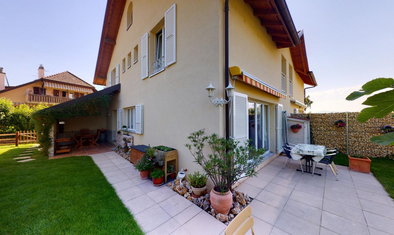 Achetez-le Maison dans Vaud Trélex
