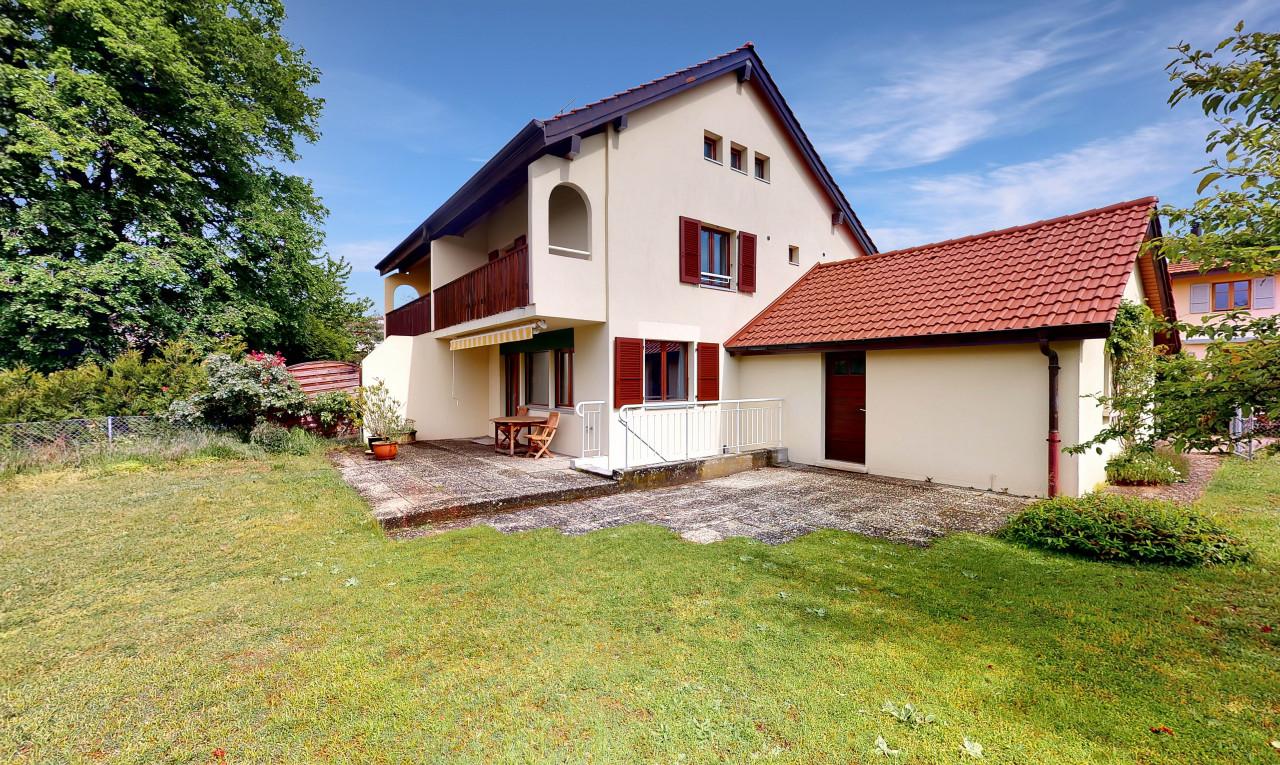 Maison à vendre à Genève Meyrin