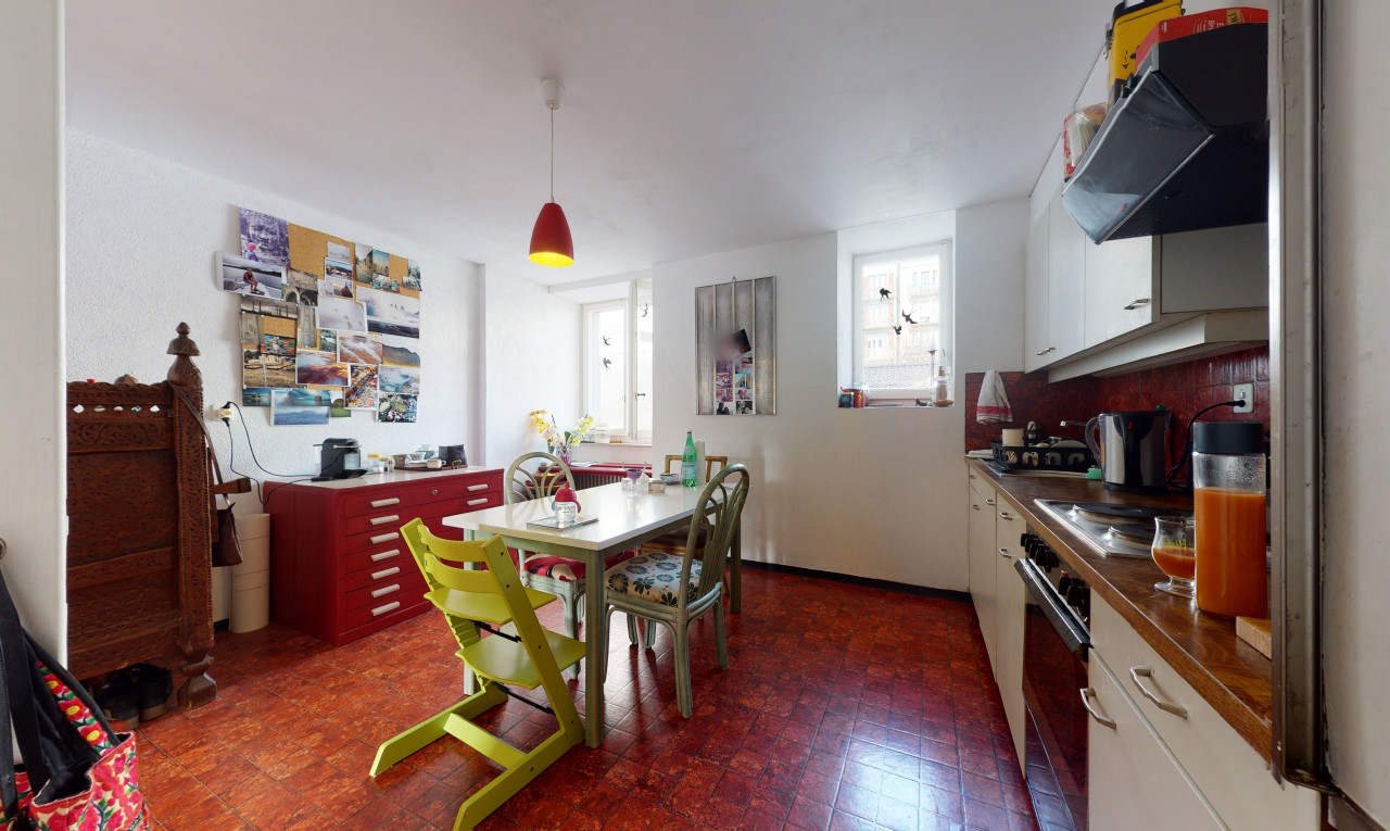 Achetez-le Immeuble de rendement dans Neuchâtel La Chaux-de-Fonds