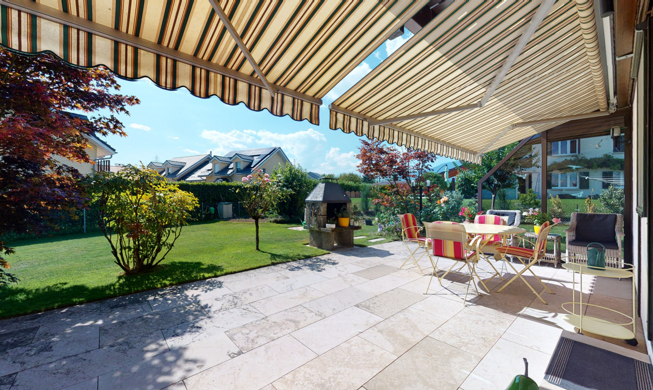 Achetez-le Maison dans Vaud Bogis-Bossey