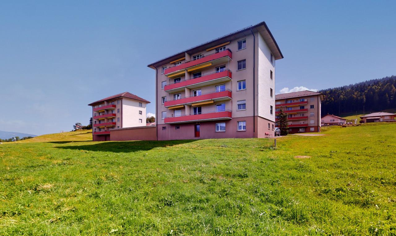Wohnung zu verkaufen in Waadt Les Bioux